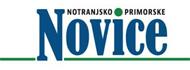 NOTRANJSKO PRIMORSKE NOVICE