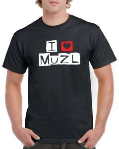 majica IloveMuzl b - I love Muzl