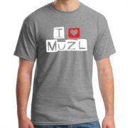 majica IloveMuzl g 180x180 - I love Muzl