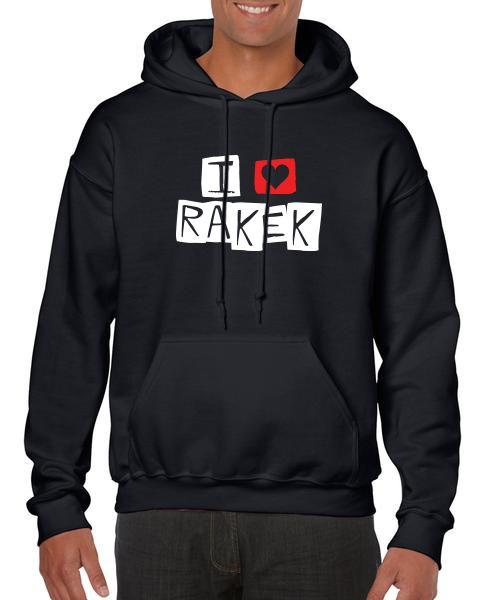 pulover IloveRakek b - I love Rakek