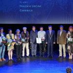 Foto Tine Šubic 1 150x150 - Ksenija Preželj prejemnica zlatega taborskega znaka Občine Cerknica!